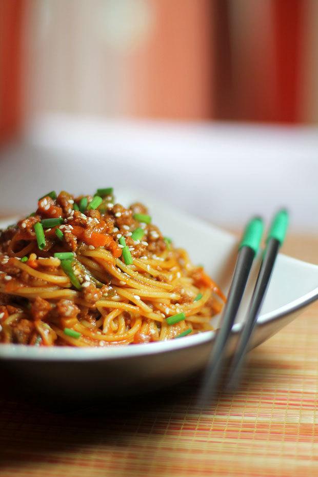 Spaghetti Gangnam Style