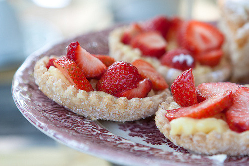 Strawberry, Tart