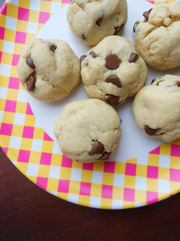 Recipe: Chocolate Chip Cookie Dough Balls