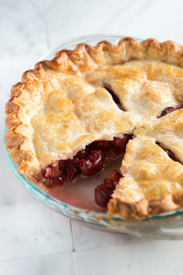 Recipe: Easy Cherry Pie