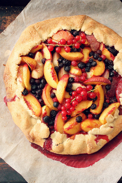 Summer Galette by Le Petrin on Flickr.